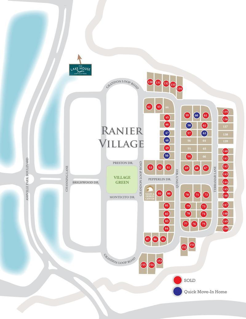 Ashville Park Site Plan Virginia Beach