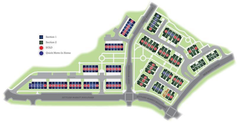 Village Walk Site Plan