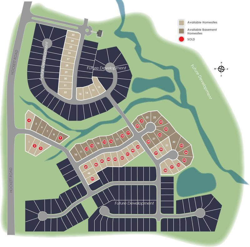 Readers Branch Site Plan