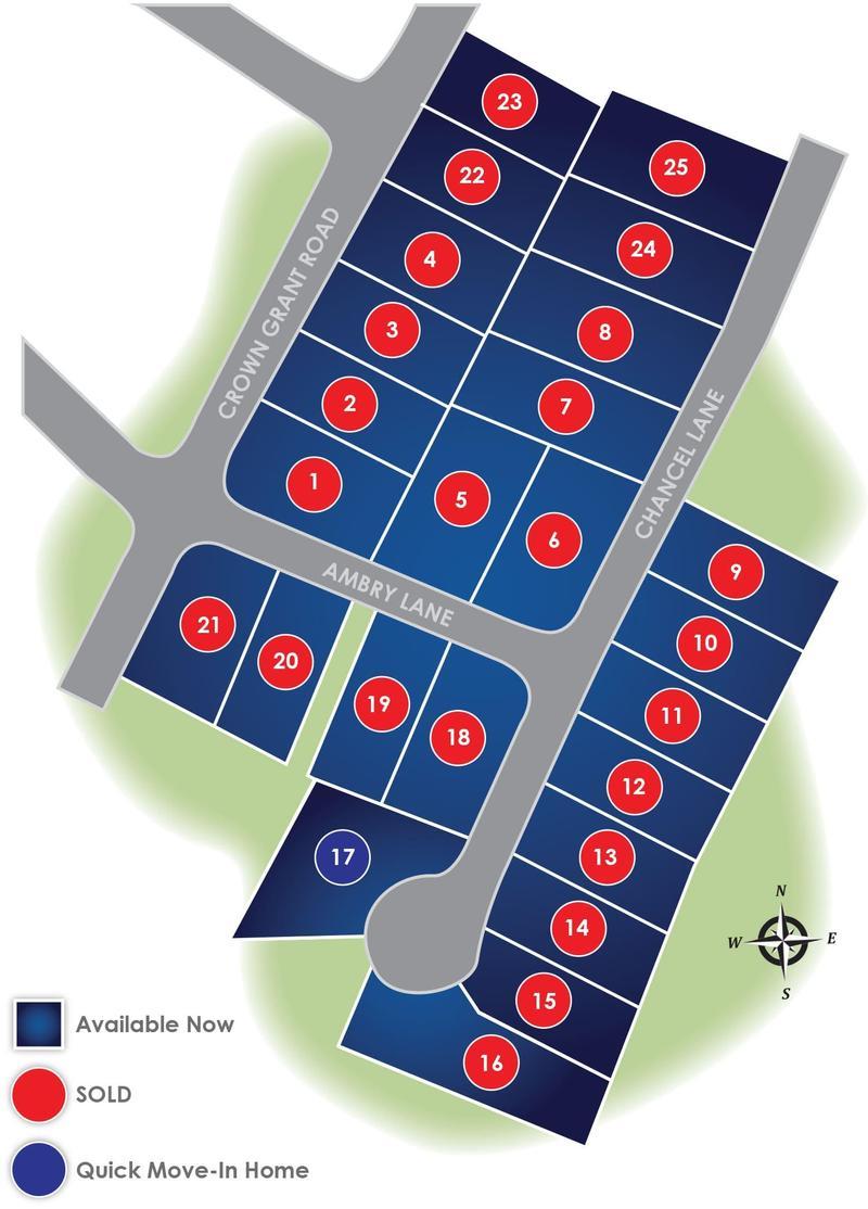 Church Road Glen Site Plan
