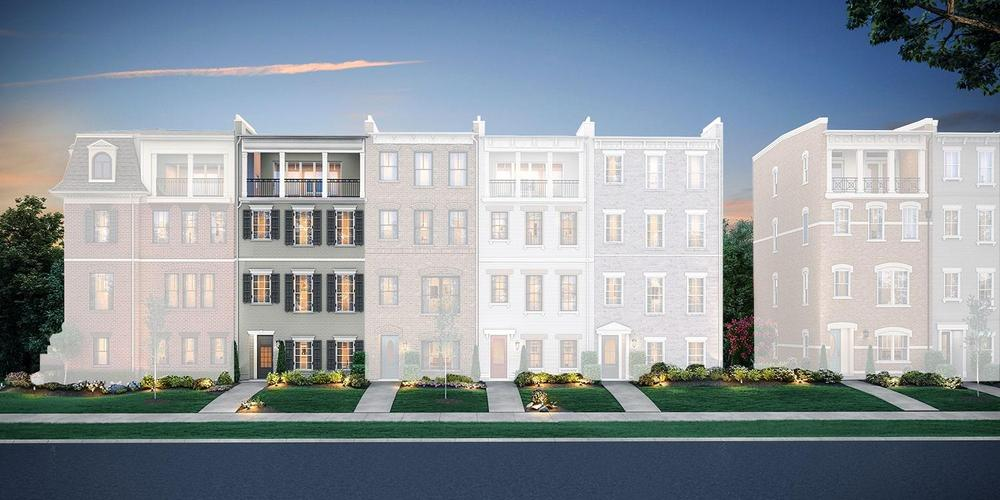 GreenGate Townhome Eagle Construction Westmoreland