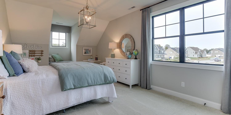 Bedroom featured in the Carlisle By Eagle in Blacksburg, VA