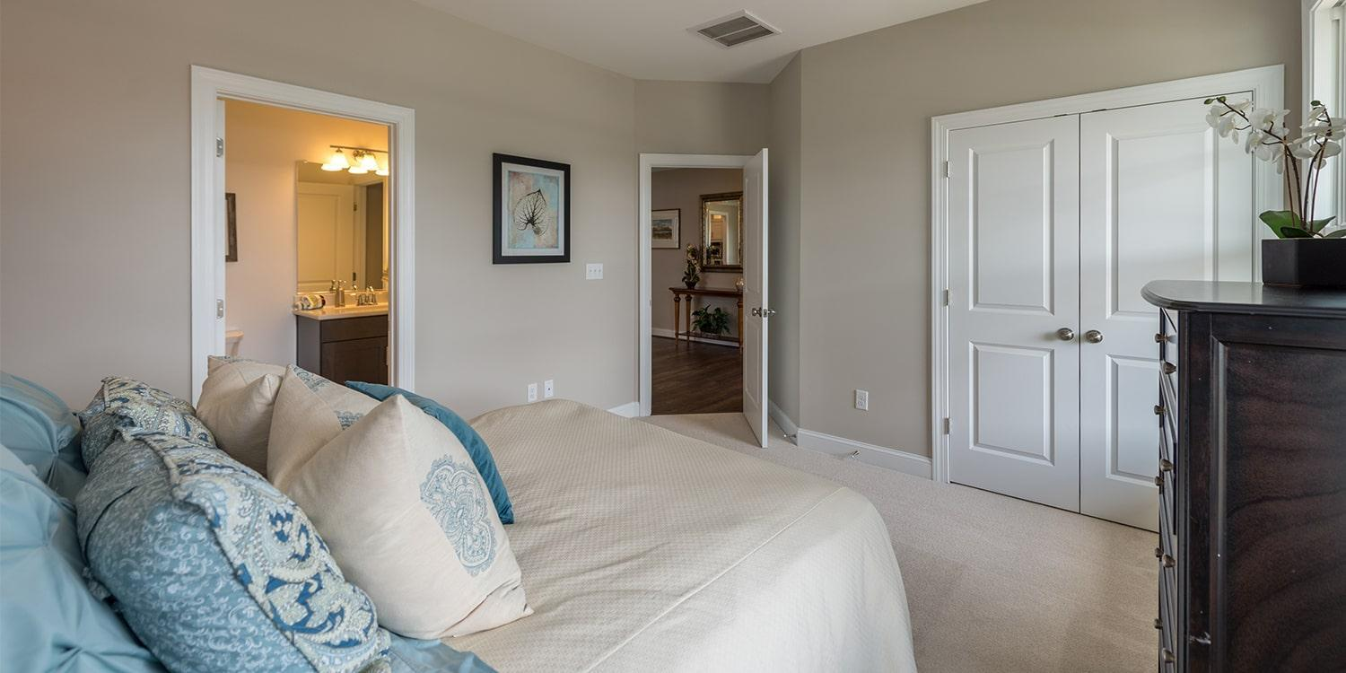 Bedroom featured in the Hartford II By Eagle in Richmond-Petersburg, VA