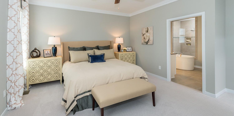 Bedroom featured in the Linden III By Eagle in Blacksburg, VA