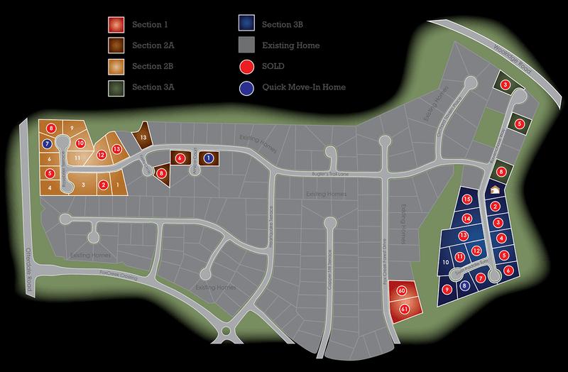 FoxCreek Site Plan Eagle Construction