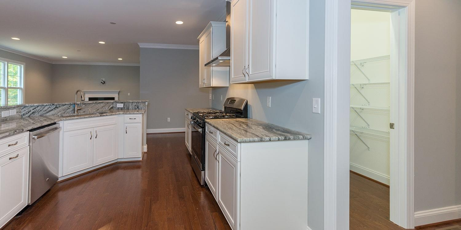 Kitchen featured in the Wellington II By Eagle in Norfolk-Newport News, VA