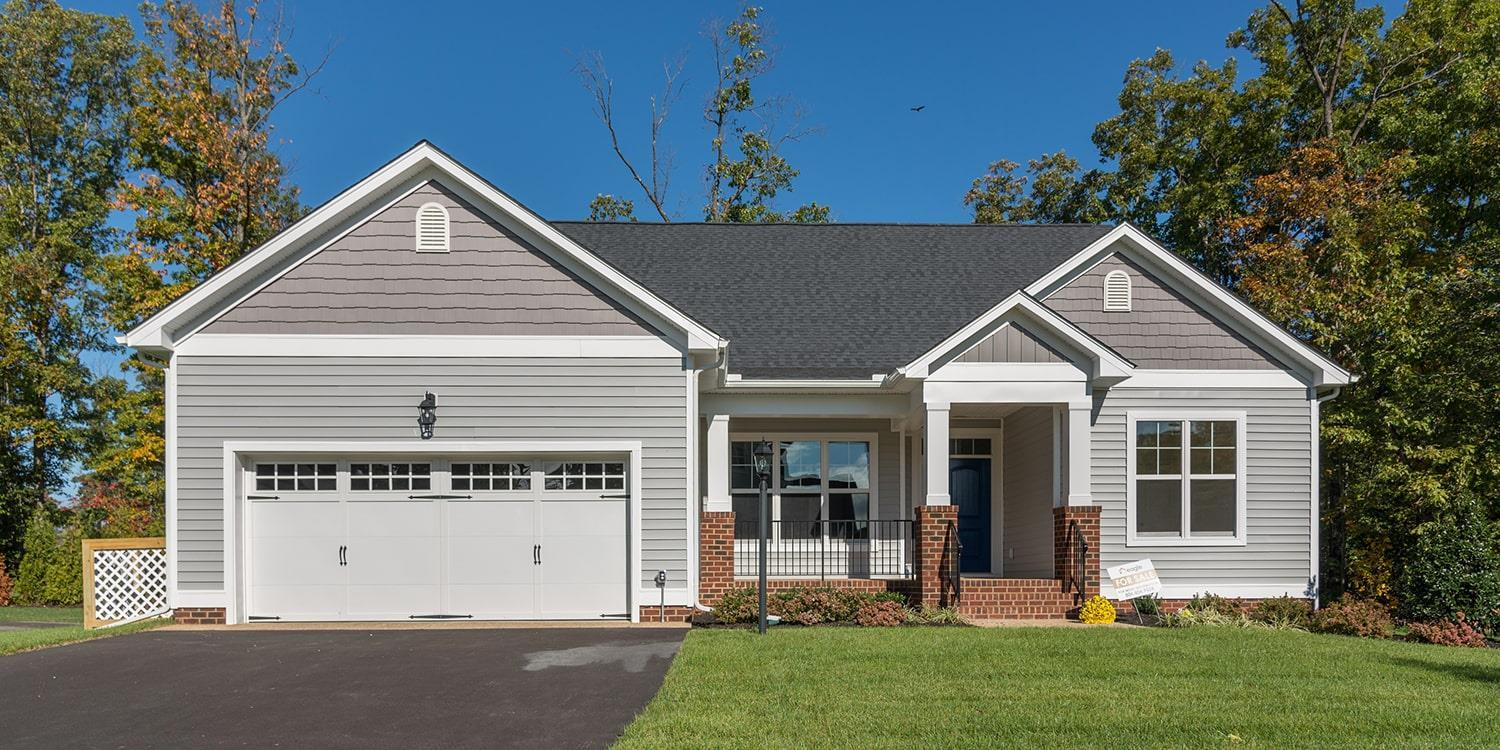 Exterior featured in the Wellington II By Eagle in Norfolk-Newport News, VA