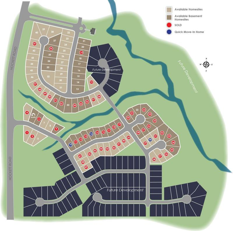 Eagle Construction Readers Branch Site Plan