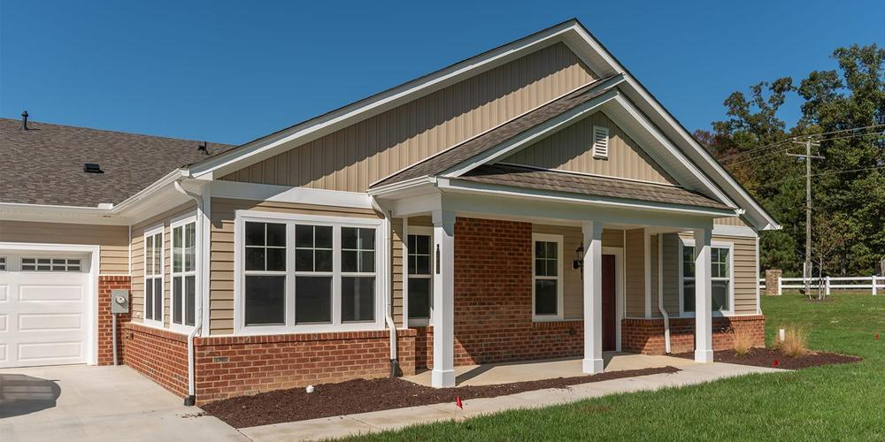 Eagle Construction Villas at Providence 3A Move-In Ready