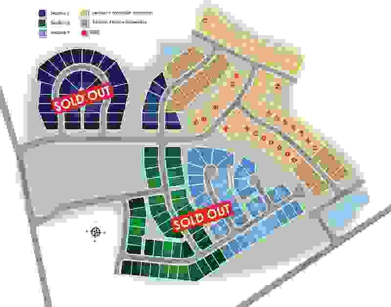 Eagle Construction Parkside Village Site Plan