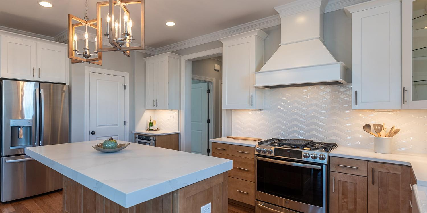 Kitchen featured in the Manchester By Eagle in Richmond-Petersburg, VA