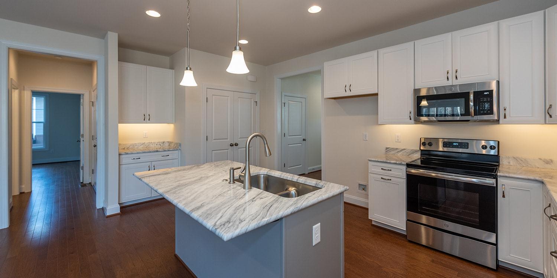 Kitchen featured in the Belmont By Eagle in Blacksburg, VA