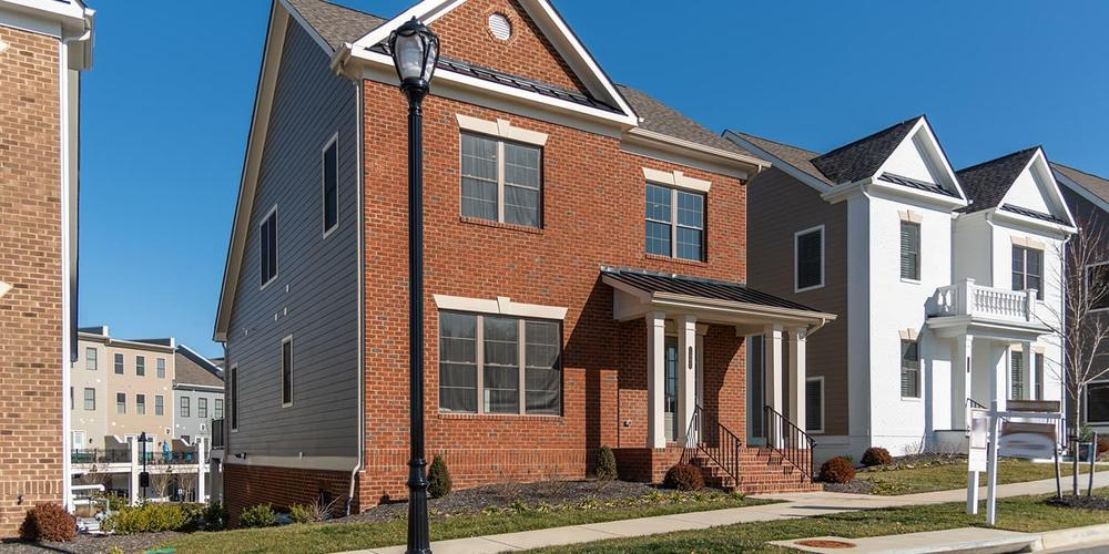 Eagle Construction GreenGate Villas Homesite 236C