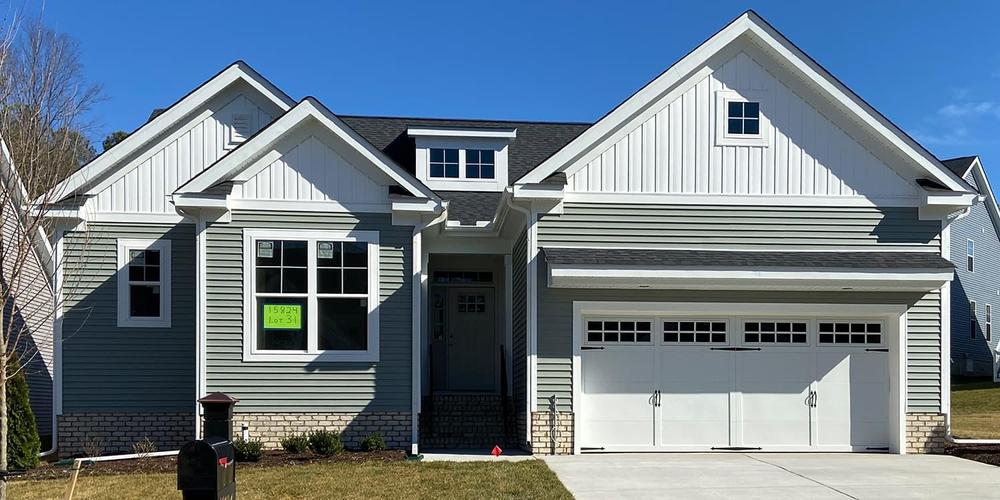 Eagle Construction Kenbrook at Harpers Mill Move-In Ready