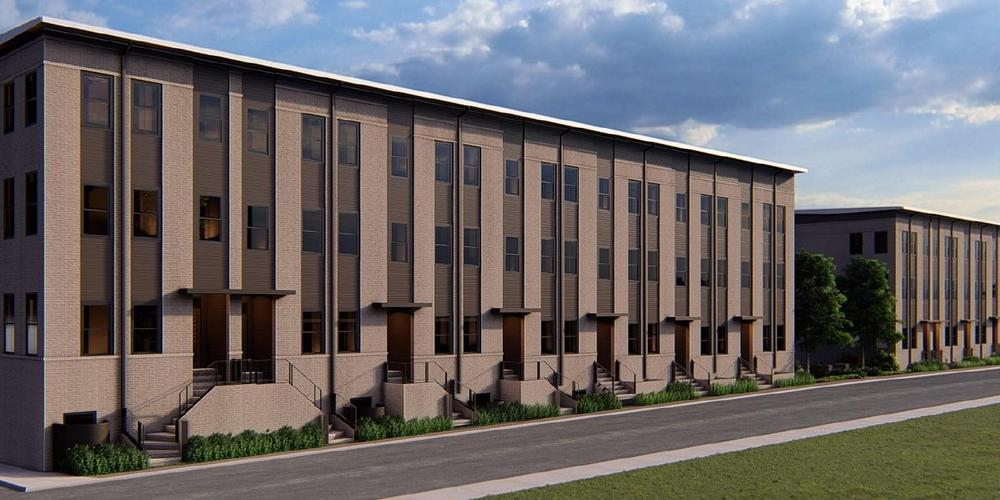 Eagle Construction Southaven Floorplan