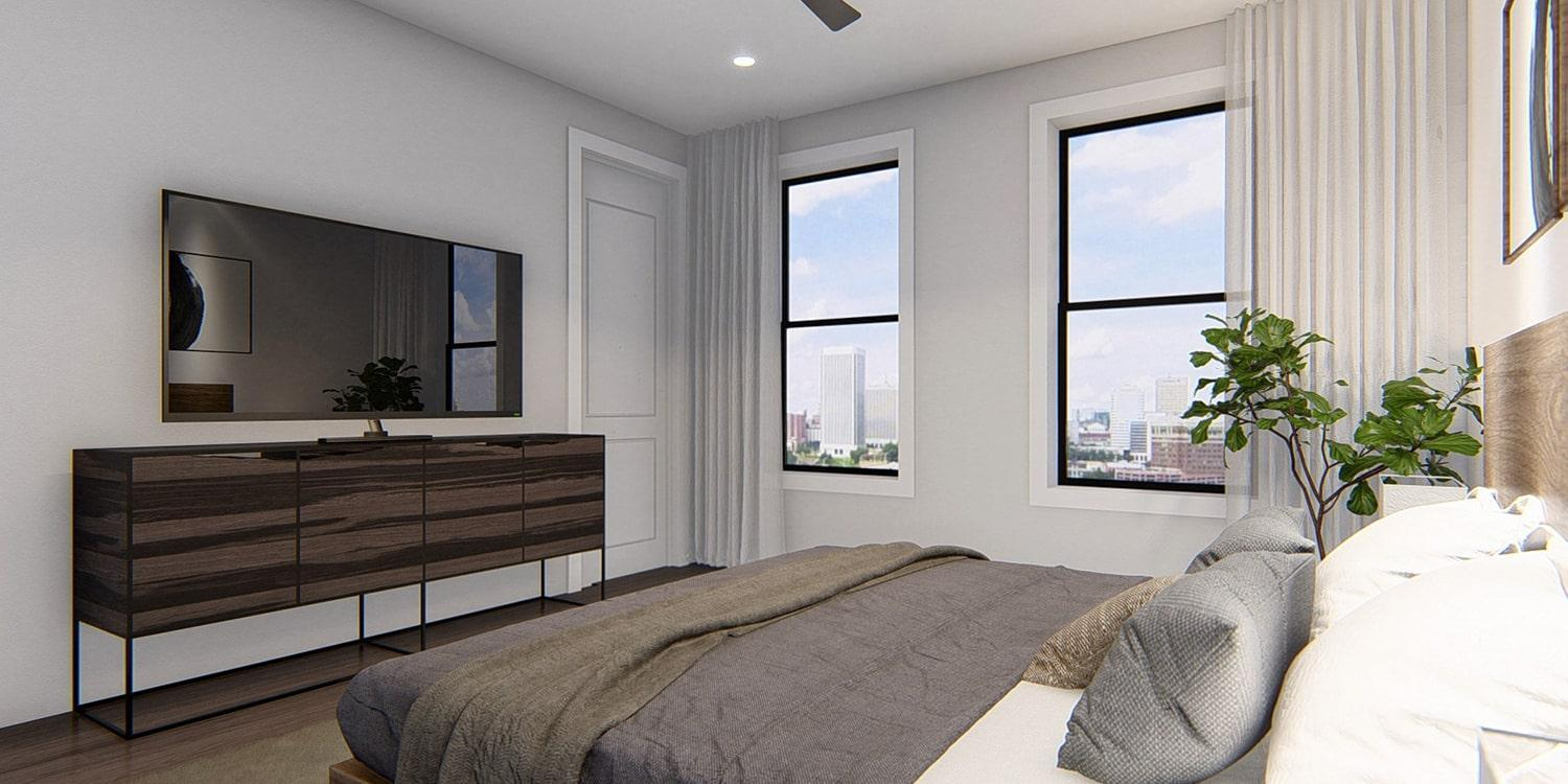 Bedroom featured in The Southaven By Eagle in Richmond-Petersburg, VA