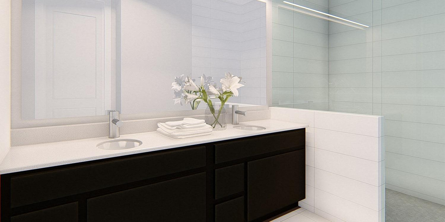 Bathroom featured in The Southaven By Eagle in Richmond-Petersburg, VA