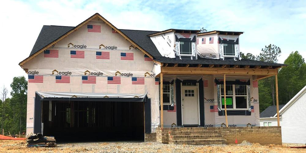 Eagle Construction Harpers Mill Homesite 1-IV