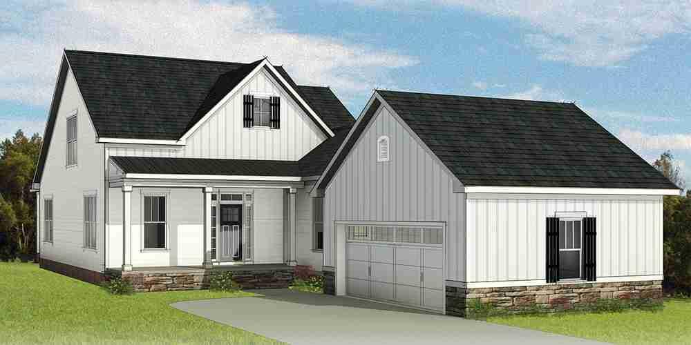Eagle Construction Stamford Floorplan