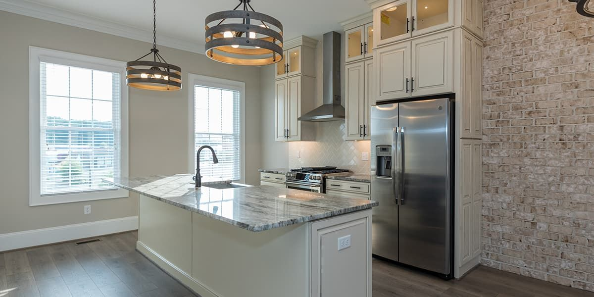 Kitchen featured in The Davenport By Eagle in Richmond-Petersburg, VA