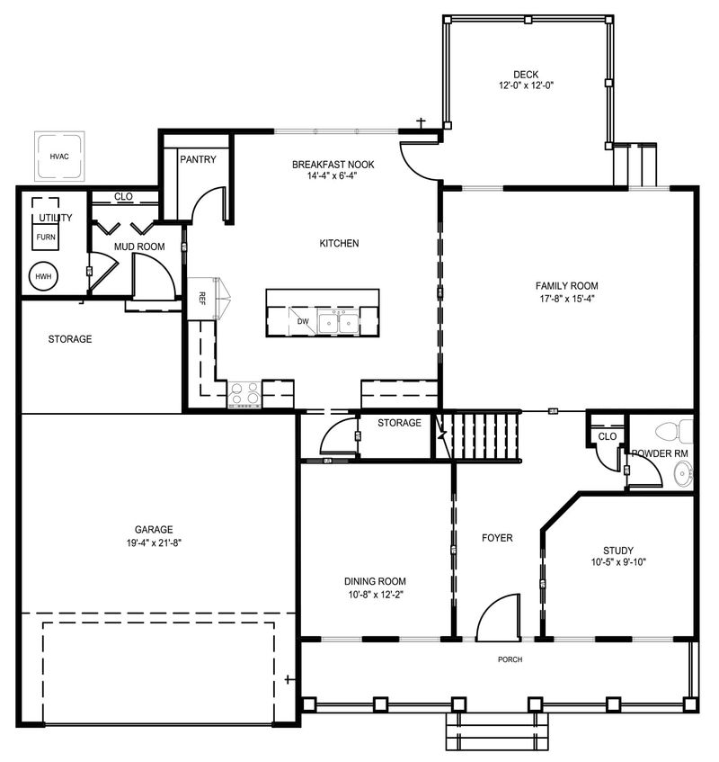 Bradford Home Plan By Eagle In Givens Farm