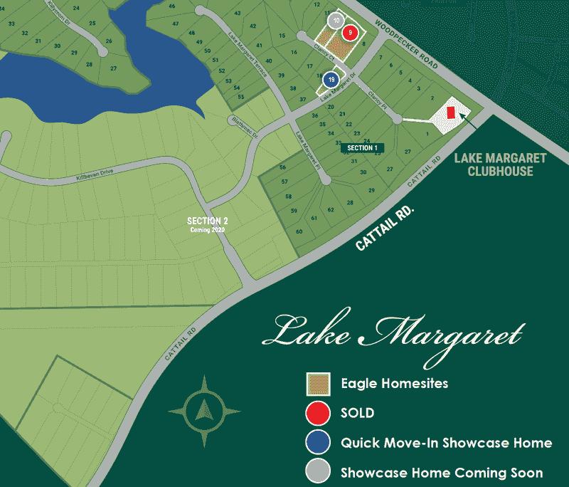 Eagle Construction Lake Margaret Site Plan