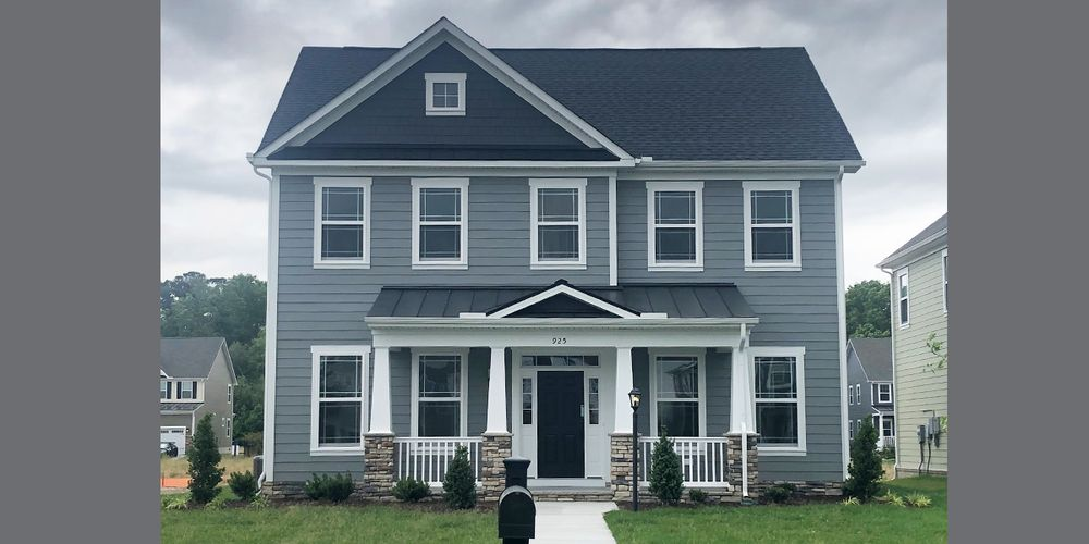 Eagle Construction Culpepper Landing Move-In Ready