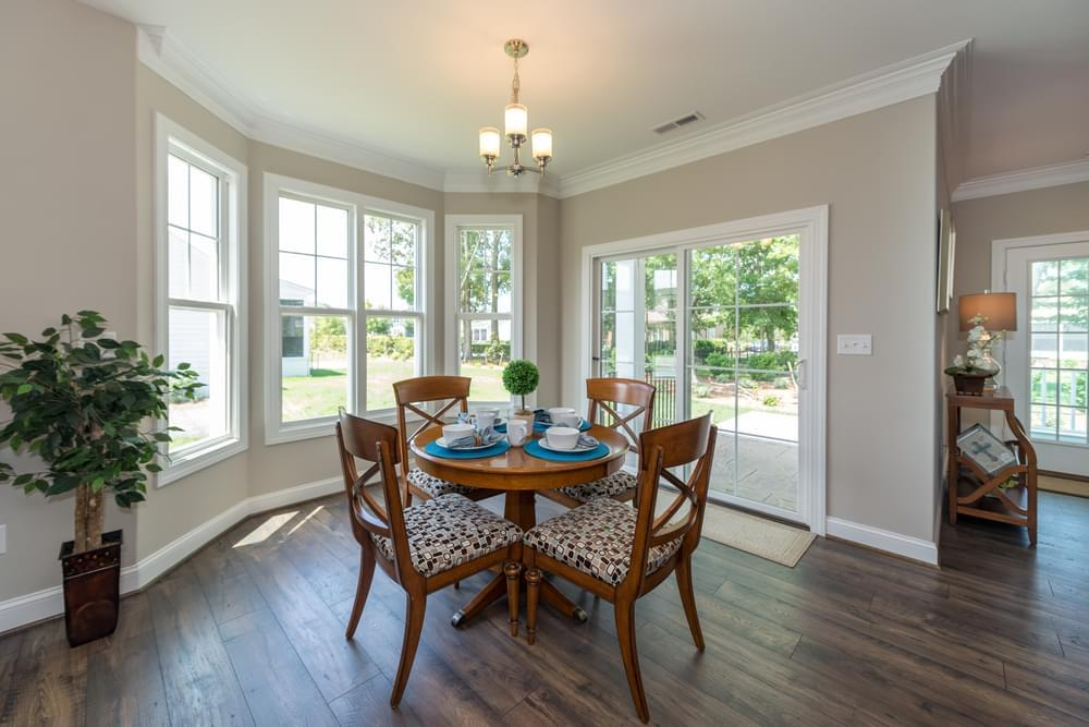 Kitchen featured in the Hartford II By Eagle Construction in Blacksburg, VA