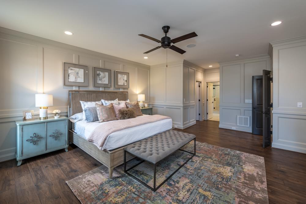Bedroom featured in the Hartford II By Eagle Construction in Richmond-Petersburg, VA