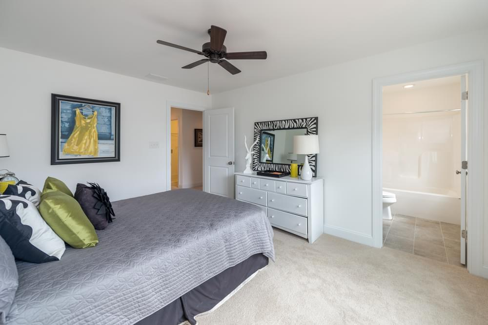 Bedroom featured in the Savannah By Eagle Construction in Richmond-Petersburg, VA