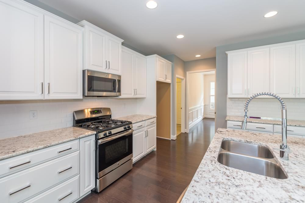 Kitchen featured in the Westminster By Eagle Construction in Blacksburg, VA