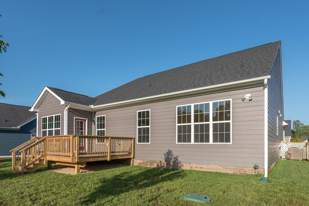 Exterior featured in the Corvallis By Eagle Construction in Blacksburg, VA