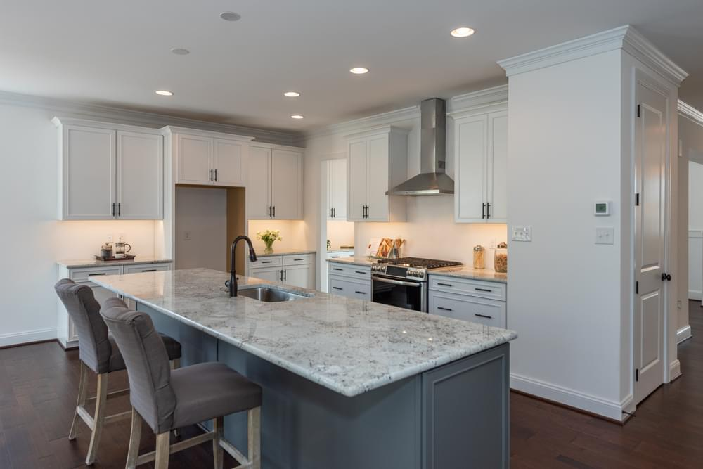 Kitchen featured in the Hartford Terrace By Eagle Construction in Blacksburg, VA