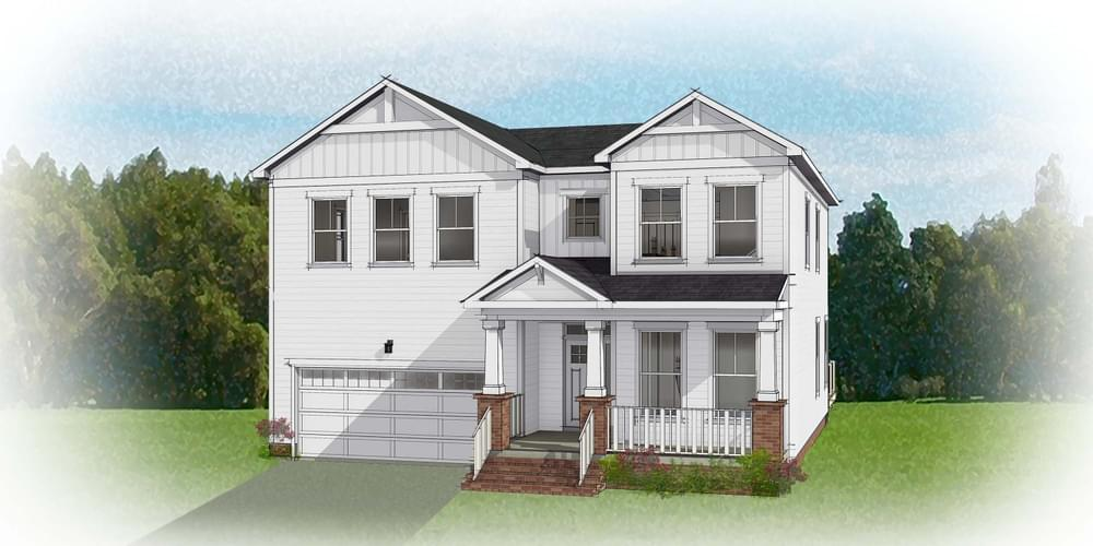 Exterior featured in the Westfield By Eagle Construction in Blacksburg, VA