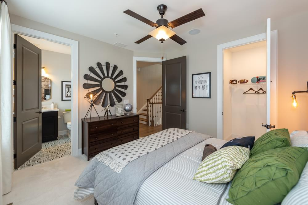 Bedroom featured in the Rowland By Eagle Construction in Richmond-Petersburg, VA