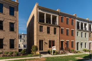 Rowland - GreenGate: Henrico, Virginia - Eagle Construction