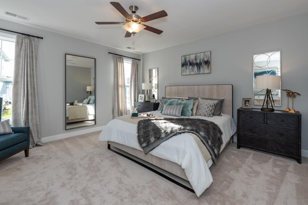 Bedroom featured in the Manchester By Eagle Construction in Richmond-Petersburg, VA