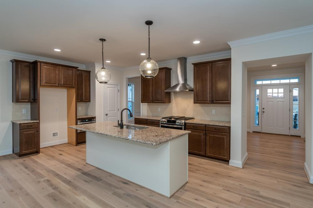 Kitchen featured in the Raleigh By Eagle Construction in Richmond-Petersburg, VA