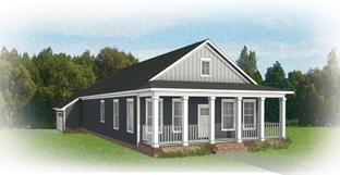 Newport - The Parke at Cypress Creek: Smithfield, Virginia - Eagle Construction