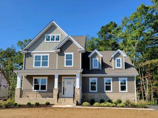 Linden III - Lankford's Crossing: Ashland, Virginia - Eagle Construction