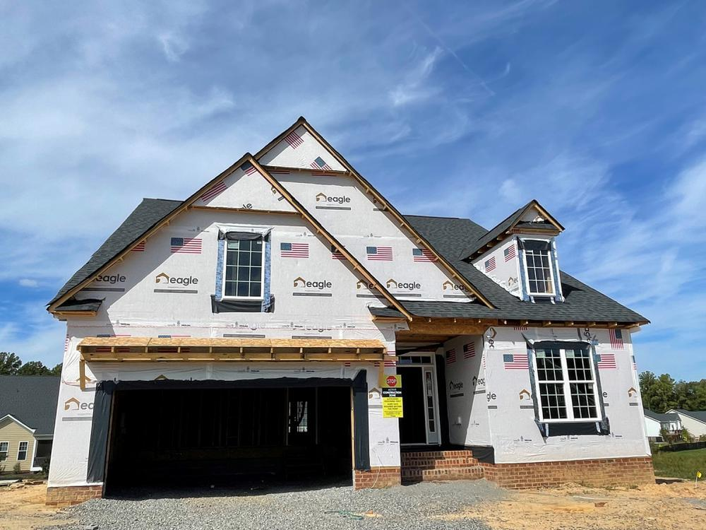 Exterior featured in the Fulton By Eagle Construction in Richmond-Petersburg, VA