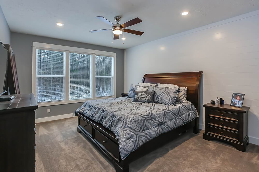 Bedroom featured in The Sebastian  By Eastbrook Homes Inc. in Lansing, MI