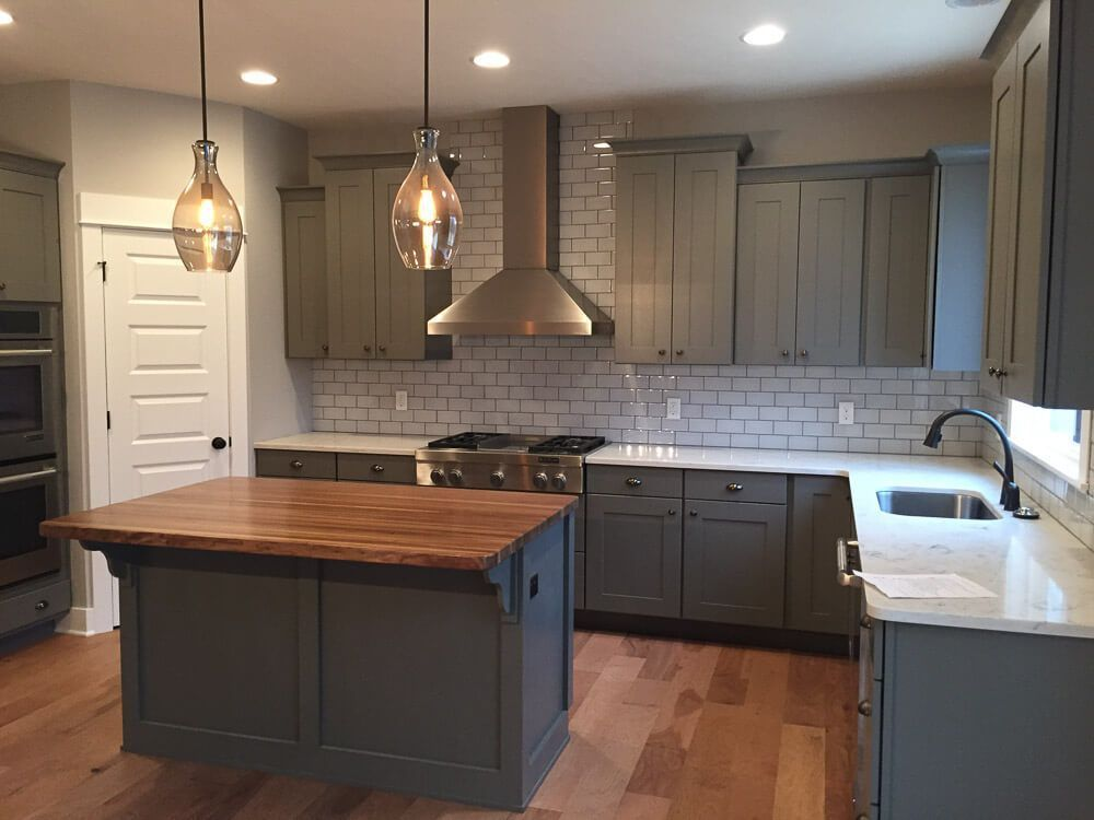 Kitchen featured in The Sebastian  By Eastbrook Homes Inc. in Lansing, MI
