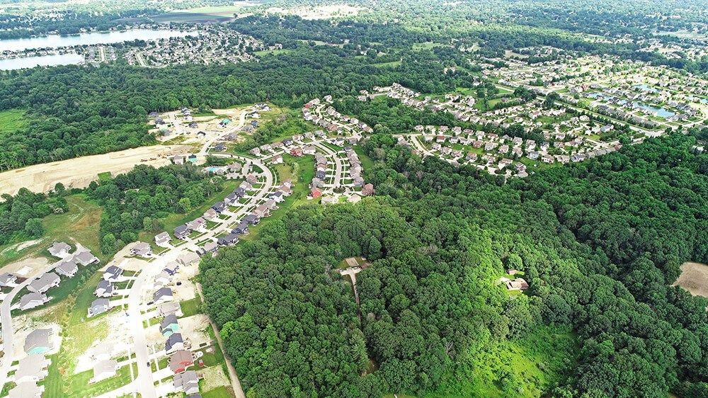 'Lowing Woods' by Eastbrook Homes Inc. in Grand Rapids