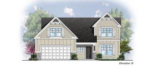 The Rosemary - The Villas at Spring Lake CC: Spring Lake, Michigan - Eastbrook Homes Inc.
