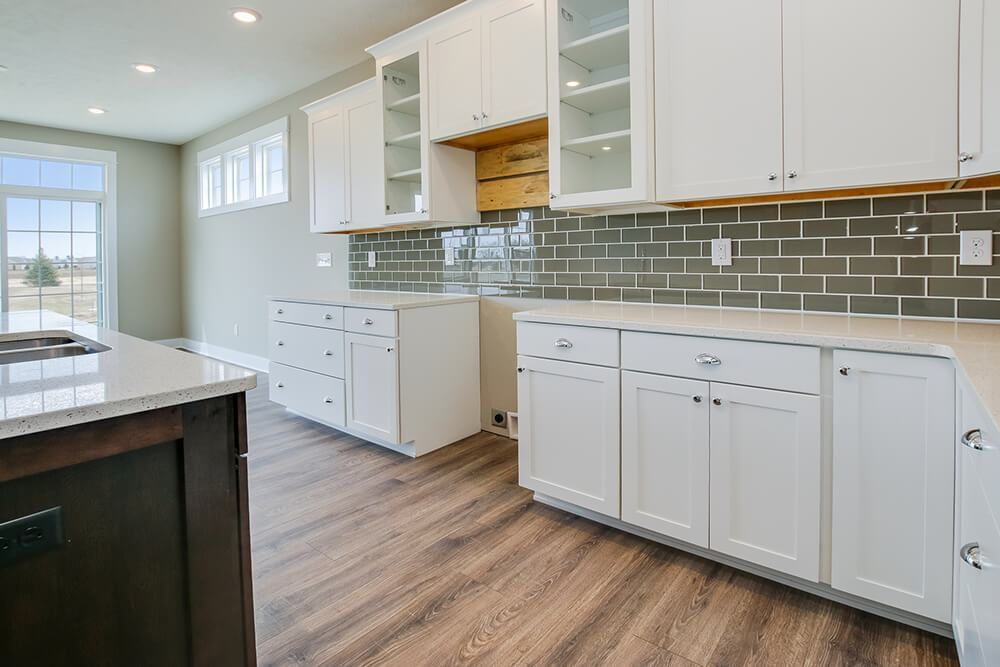 Kitchen featured in The Sage By Eastbrook Homes Inc. in Grand Rapids, MI
