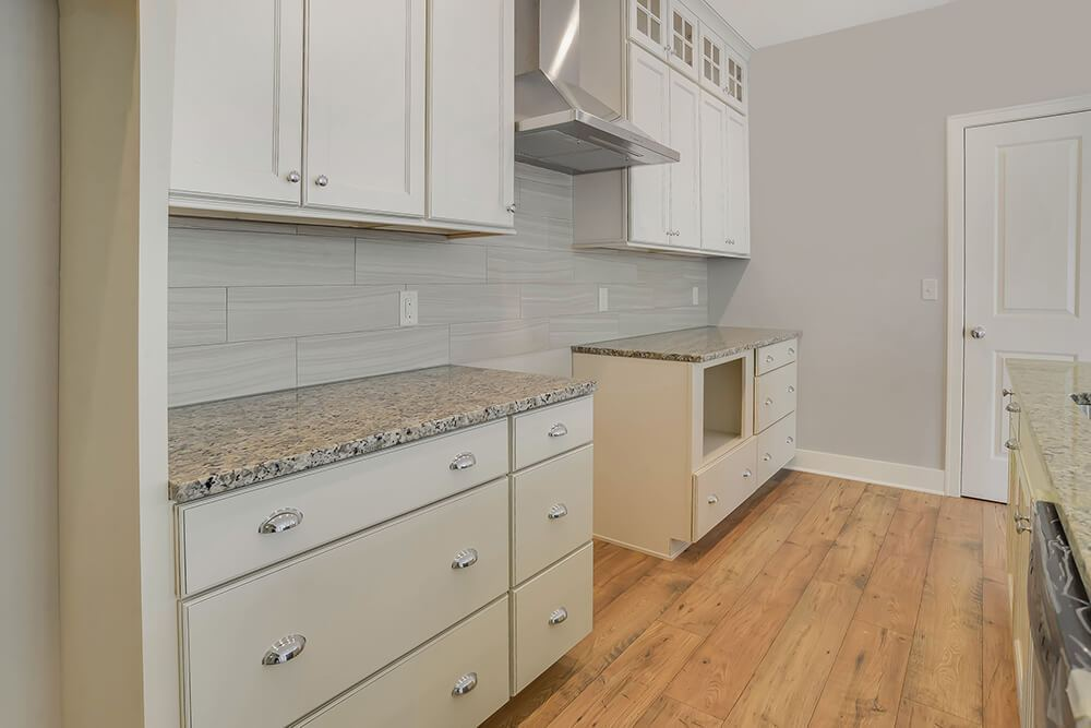 Kitchen featured in The Charlevoix By Eastbrook Homes Inc. in Grand Rapids, MI