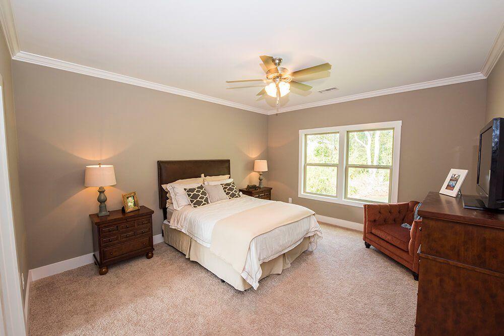 Bedroom featured in The Chelsea By Eastbrook Homes Inc. in Auburn-Opelika, AL