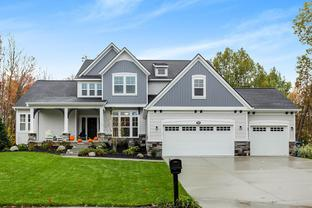 The Birkshire - Lowing Woods: Jenison, Michigan - Eastbrook Homes Inc.
