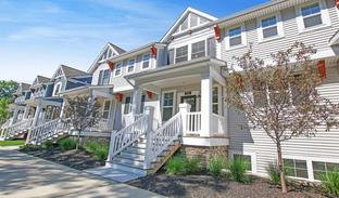 The Tannery Bay Townhome - Tannery Bay: Whitehall, Michigan - Eastbrook Homes Inc.